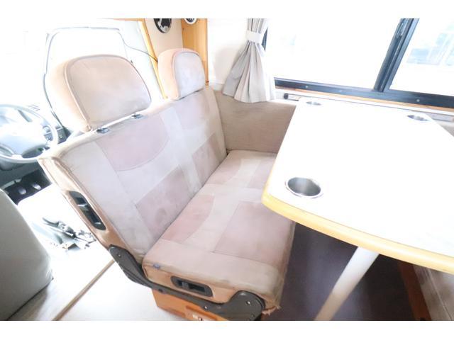 キャンピングカー AtoZ アレン タイプII キャンピングカー AtoZ アレンII 6名乗車 ソーラーパネル ツインサブバッテリー 冷蔵庫 電子レンジ 1000Wインバーター マックスファン MPPTコントローラー メモリーナビ メーター交換車(38枚目)