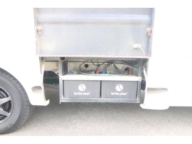 キャンピングカー AtoZ アレン タイプII キャンピングカー AtoZ アレンII 6名乗車 ソーラーパネル ツインサブバッテリー 冷蔵庫 電子レンジ 1000Wインバーター マックスファン MPPTコントローラー メモリーナビ メーター交換車(60枚目)