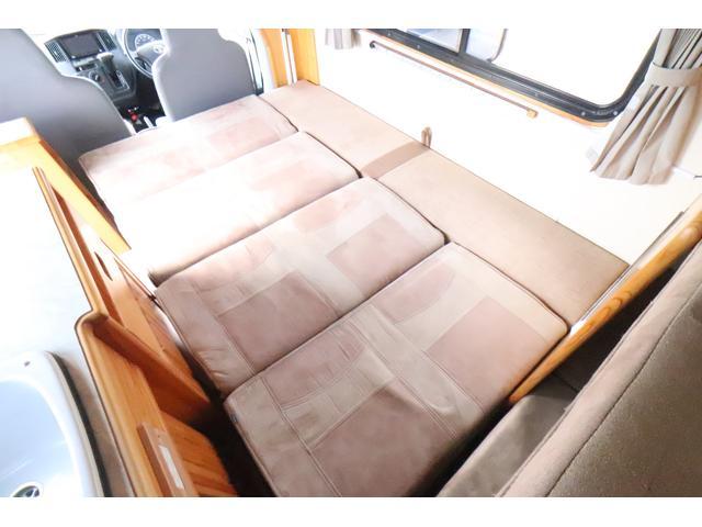 キャンピングカー AtoZ アレン タイプII キャンピングカー AtoZ アレンII 6名乗車 ソーラーパネル ツインサブバッテリー 冷蔵庫 電子レンジ 1000Wインバーター マックスファン MPPTコントローラー メモリーナビ メーター交換車(61枚目)