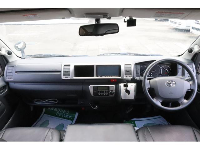 キャンピングカー ビークル デュオ タイプC 9人乗り FFヒーター TV 冷蔵庫 外部電源 ツインサブバッテリー 1500Wインバーター 4WD SDナビ LEDヘッドライト シンク カセットコンロ 強化スタビライザー(13枚目)