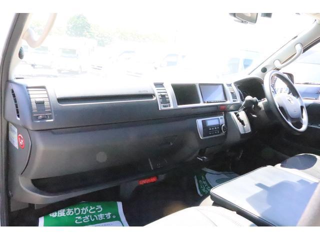 キャンピングカー ビークル デュオ タイプC 9人乗り FFヒーター TV 冷蔵庫 外部電源 ツインサブバッテリー 1500Wインバーター 4WD SDナビ LEDヘッドライト シンク カセットコンロ 強化スタビライザー(33枚目)