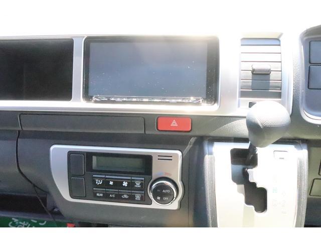 キャンピングカー ビークル デュオ タイプC 9人乗り FFヒーター TV 冷蔵庫 外部電源 ツインサブバッテリー 1500Wインバーター 4WD SDナビ LEDヘッドライト シンク カセットコンロ 強化スタビライザー(41枚目)