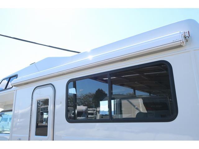 キャンピングカー AtoZ アーデンスペンド 7名乗車 ディーゼル サイドオーニング ルーフベント シンク兼用アウターシャワー 冷蔵庫 サブバッテリー 外部電源 ダイネット バンクベッド 20L給排水ポリタンク FFヒーター(16枚目)