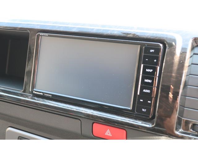 バンコン ダイレクトカーズ製 8人乗り 1ナンバー SDナビ バックカメラ ETC フリップダウンモニター リヤクーラー リヤヒーター フルフラットベッド 両側スライドドア ホワイトパールクリスタルシャイン 6AT オートエアコン(31枚目)