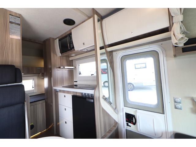 キャンピングカー バンテック ジル520 ディーゼル 4WD 6名乗車 FFヒーター トリプルサブバッテリー 冷蔵庫 サイドオーニング マックスファン 液晶TV 1500Wインバーター シンク 2口コンロ 家庭用エアコン 常設2段ベッド(4枚目)