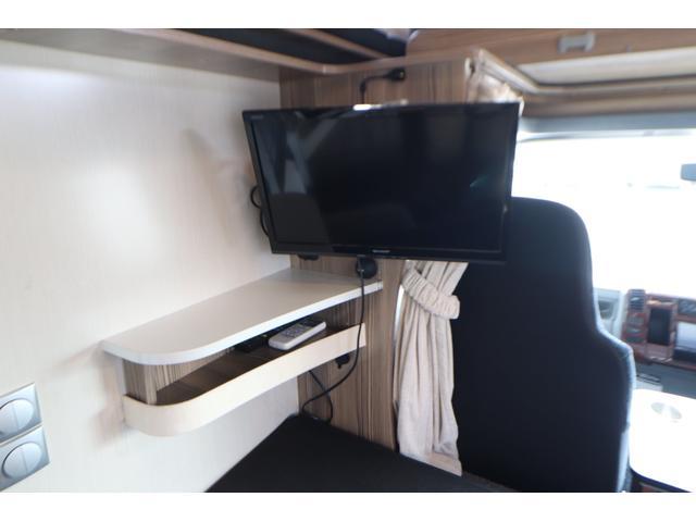 キャンピングカー バンテック ジル520 ディーゼル 4WD 6名乗車 FFヒーター トリプルサブバッテリー 冷蔵庫 サイドオーニング マックスファン 液晶TV 1500Wインバーター シンク 2口コンロ 家庭用エアコン 常設2段ベッド(6枚目)