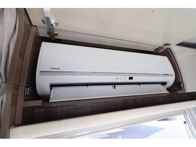 キャンピングカー バンテック ジル520 ディーゼル 4WD 6名乗車 FFヒーター トリプルサブバッテリー 冷蔵庫 サイドオーニング マックスファン 液晶TV 1500Wインバーター シンク 2口コンロ 家庭用エアコン 常設2段ベッド(9枚目)