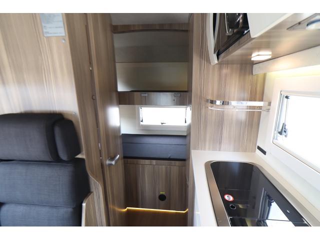 キャンピングカー バンテック ジル520 ディーゼル 4WD 6名乗車 FFヒーター トリプルサブバッテリー 冷蔵庫 サイドオーニング マックスファン 液晶TV 1500Wインバーター シンク 2口コンロ 家庭用エアコン 常設2段ベッド(11枚目)