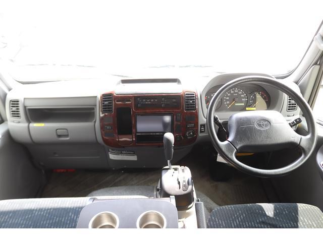 キャンピングカー バンテック ジル520 ディーゼル 4WD 6名乗車 FFヒーター トリプルサブバッテリー 冷蔵庫 サイドオーニング マックスファン 液晶TV 1500Wインバーター シンク 2口コンロ 家庭用エアコン 常設2段ベッド(14枚目)