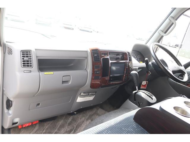 キャンピングカー バンテック ジル520 ディーゼル 4WD 6名乗車 FFヒーター トリプルサブバッテリー 冷蔵庫 サイドオーニング マックスファン 液晶TV 1500Wインバーター シンク 2口コンロ 家庭用エアコン 常設2段ベッド(25枚目)