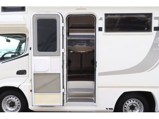 キャンピングカー バンテック ジル520 ディーゼル 4WD 6名乗車 FFヒーター トリプルサブバッテリー 冷蔵庫 サイドオーニング マックスファン 液晶TV 1500Wインバーター シンク 2口コンロ 家庭用エアコン 常設2段ベッド(35枚目)