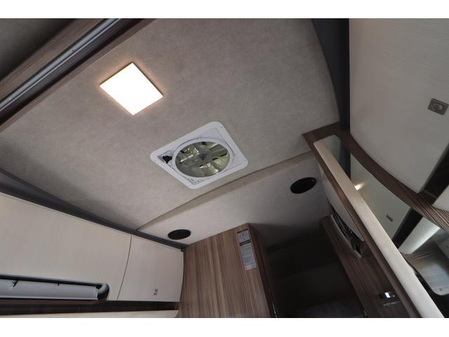 キャンピングカー バンテック ジル520 ディーゼル 4WD 6名乗車 FFヒーター トリプルサブバッテリー 冷蔵庫 サイドオーニング マックスファン 液晶TV 1500Wインバーター シンク 2口コンロ 家庭用エアコン 常設2段ベッド(41枚目)