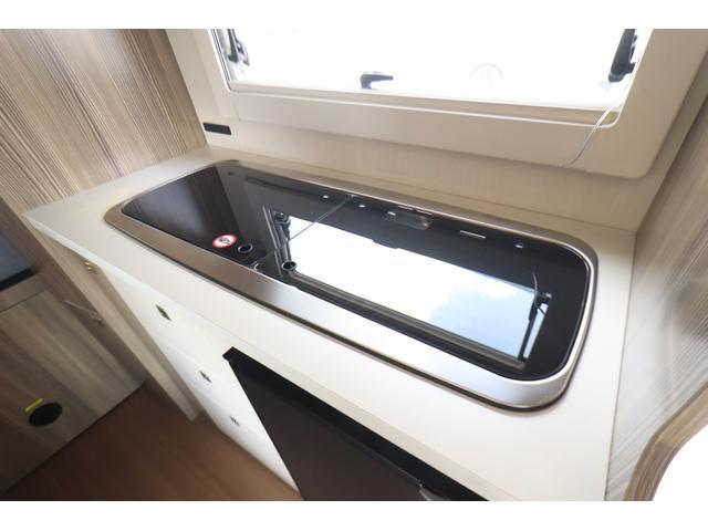 キャンピングカー バンテック ジル520 ディーゼル 4WD 6名乗車 FFヒーター トリプルサブバッテリー 冷蔵庫 サイドオーニング マックスファン 液晶TV 1500Wインバーター シンク 2口コンロ 家庭用エアコン 常設2段ベッド(52枚目)