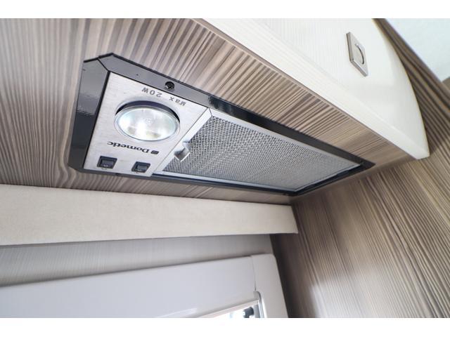 キャンピングカー バンテック ジル520 ディーゼル 4WD 6名乗車 FFヒーター トリプルサブバッテリー 冷蔵庫 サイドオーニング マックスファン 液晶TV 1500Wインバーター シンク 2口コンロ 家庭用エアコン 常設2段ベッド(55枚目)