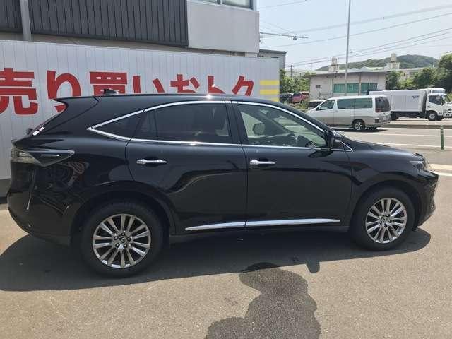 「トヨタ」「ハリアー」「SUV・クロカン」「長崎県」の中古車4