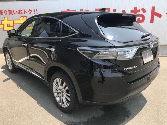 「トヨタ」「ハリアー」「SUV・クロカン」「長崎県」の中古車9