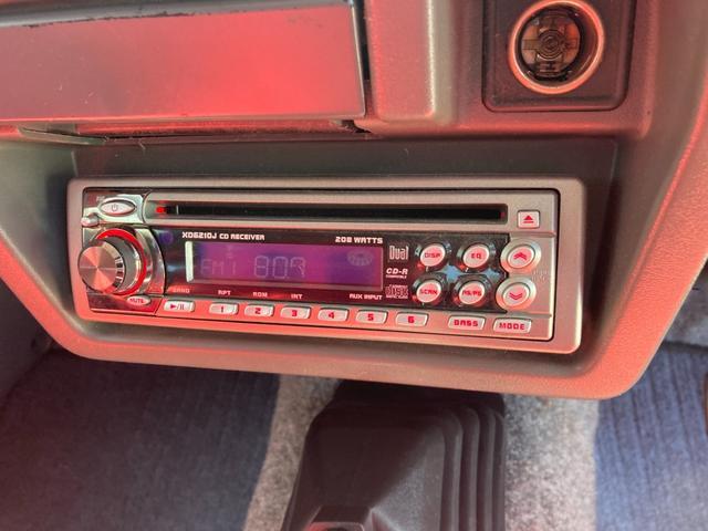 ワイルドウインド リフトアップ 社外バンパー 社外マフラー バケットシート キーレス ETC ターボタイマー ブースト計 16インチアルミホイール(14枚目)