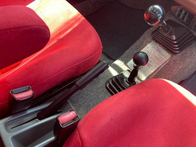 ワイルドウインド リフトアップ 社外バンパー 社外マフラー バケットシート キーレス ETC ターボタイマー ブースト計 16インチアルミホイール(25枚目)