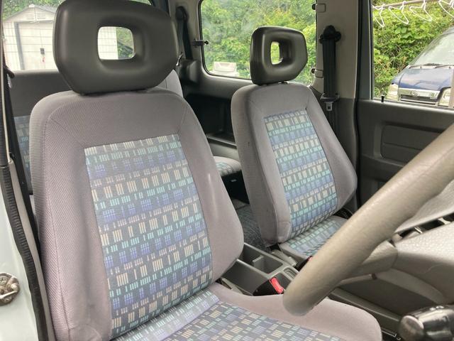 XL JA12 社外バンパー アルバカーキ塗装 4WD オートマ CDオーディオ フォグ(16枚目)
