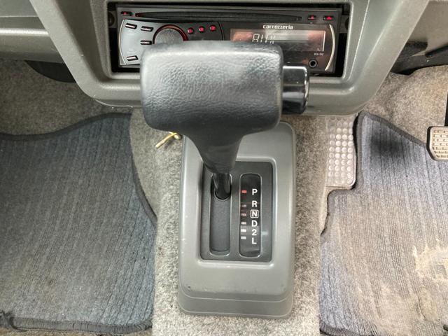 XL JA12 社外バンパー アルバカーキ塗装 4WD オートマ CDオーディオ フォグ(25枚目)
