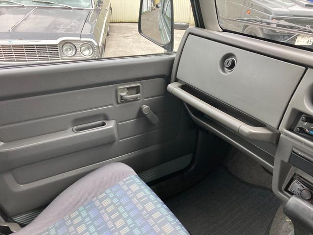 XL JA12 社外バンパー アルバカーキ塗装 4WD オートマ CDオーディオ フォグ(28枚目)