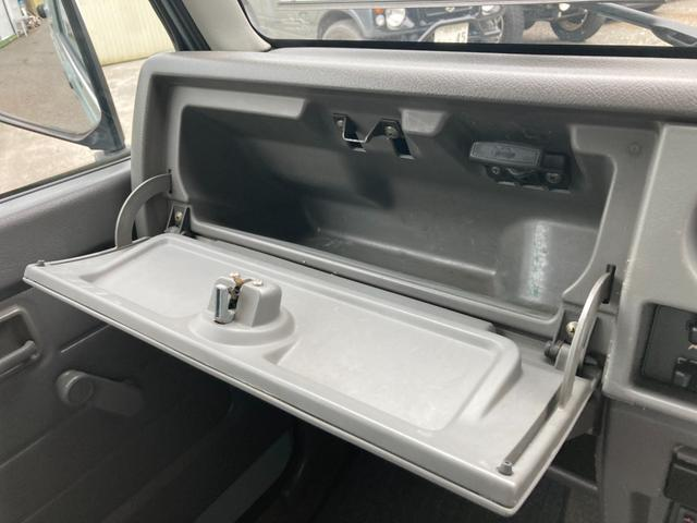 XL JA12 社外バンパー アルバカーキ塗装 4WD オートマ CDオーディオ フォグ(29枚目)