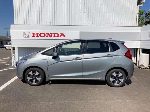 Fパッケージ 純正ナビ地デジ バックカメラ ETC スマートキー プッシュスターター LEDヘッドライト 横滑り防止機能(6枚目)