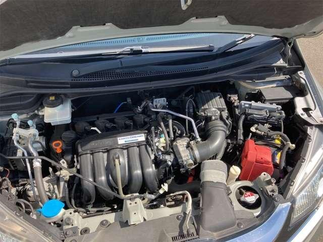Fパッケージ 純正ナビ地デジ バックカメラ ETC スマートキー プッシュスターター LEDヘッドライト 横滑り防止機能(10枚目)