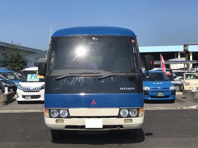 29人乗りバス 自動ドア ディーゼル車 バックカメラ(2枚目)