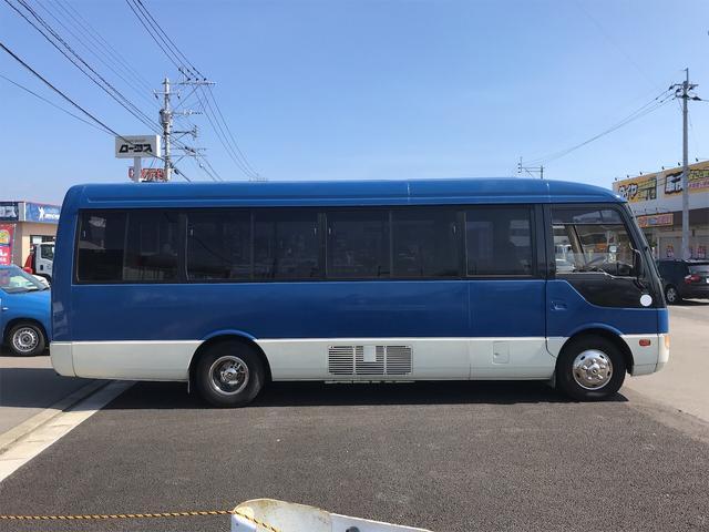 29人乗りバス 自動ドア ディーゼル車 バックカメラ(4枚目)