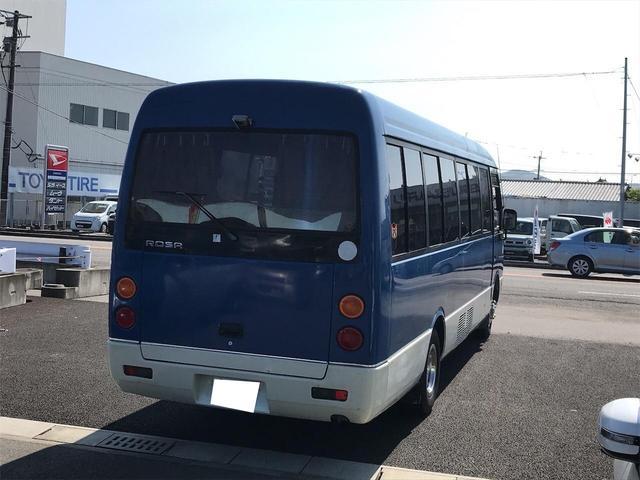 29人乗りバス 自動ドア ディーゼル車 バックカメラ(5枚目)