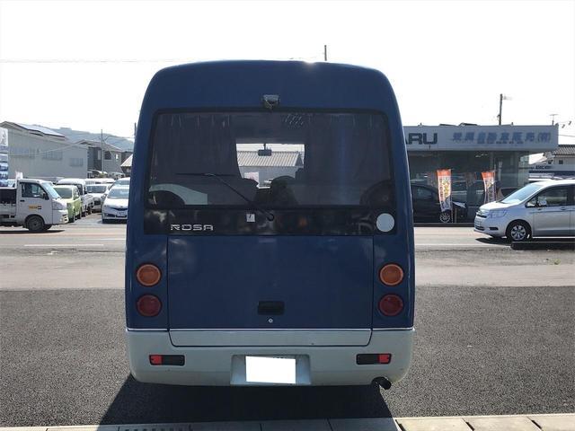 29人乗りバス 自動ドア ディーゼル車 バックカメラ(6枚目)