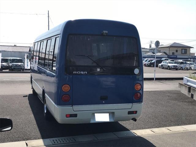 29人乗りバス 自動ドア ディーゼル車 バックカメラ(7枚目)