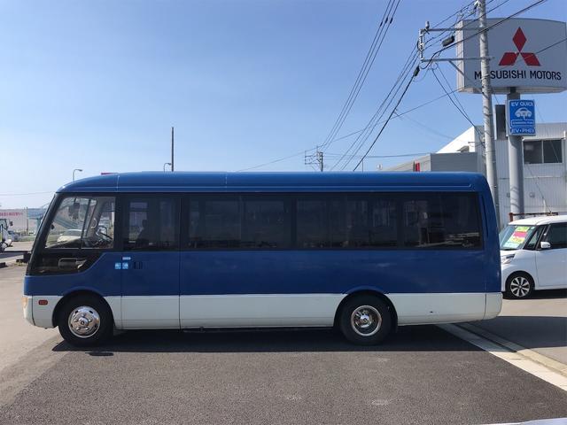 29人乗りバス 自動ドア ディーゼル車 バックカメラ(8枚目)