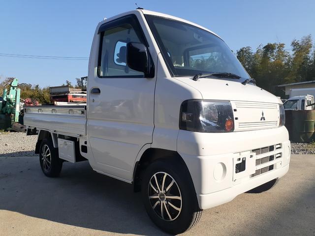 「三菱」「ミニキャブトラック」「トラック」「鹿児島県」の中古車4