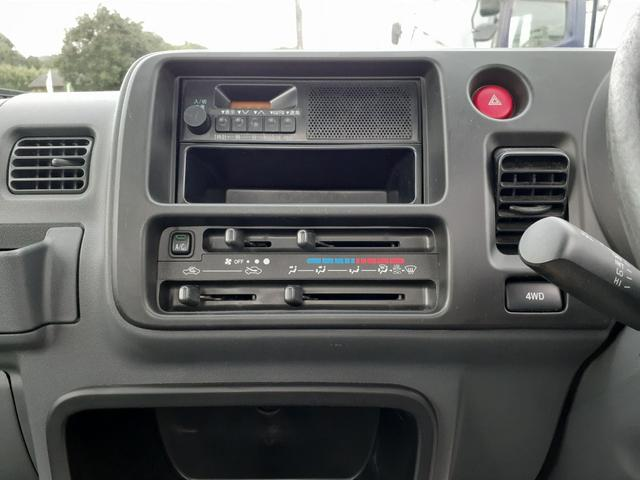 ハイルーフ/4WD/エアコン/パワステ/パワーウィンドウ/キーレスエントリー/タイヤ新品交換済(16枚目)