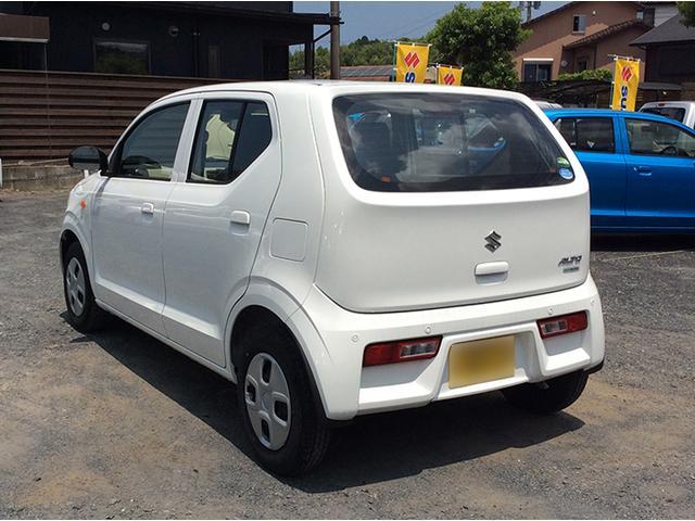 「スズキ」「アルト」「軽自動車」「鹿児島県」の中古車7