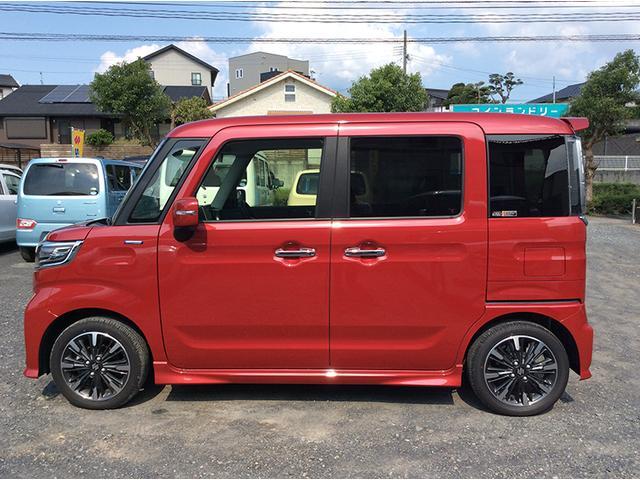 「スズキ」「スペーシア」「コンパクトカー」「鹿児島県」の中古車8