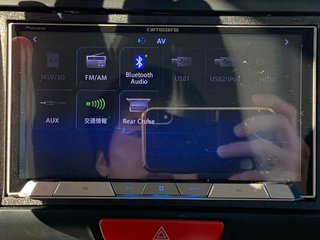音源はCD・DVD・Bluetooth接続に対応しております。