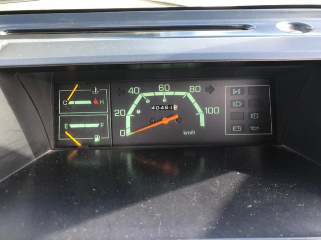 4WD・4速マニュアル車・走行距離40461km実走行・最大積載量350kg(25枚目)