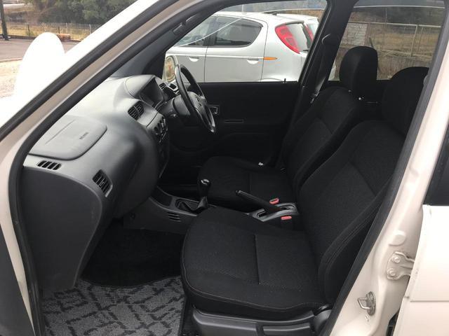 キスマークL 4WD 5速マニュアル車 車検整備付き 背面タイヤ キーレス 15インチアルミホイール(8枚目)