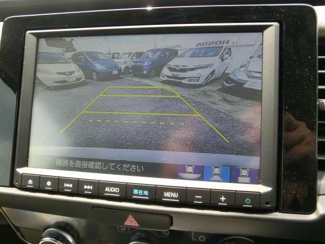 e:HEVネス ワンオーナー車 記録簿 禁煙車 ナビフルセグTV バックカメラ スマートキー LEDヘッドライト 衝突軽減ブレーキ(16枚目)