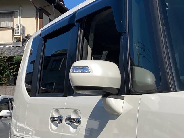 G・Lパッケージ 両側パワースライドドア カロッツェリアSDナビ フルセグ バックカメラ Bluetooth スマートキー HIDライト ETC LED照明 純正14インチアルミホイール(9枚目)