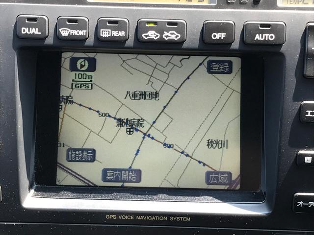 B仕様 社外19AW ナビ ETC サンルーフ パワーシート デュアルAAC オートライト 電動格納ミラー(16枚目)