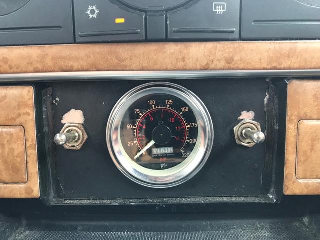 3.5 ガルウィング エアーサスペンション ナビ ETC 後席モニター キーレス セーフティレーダー Bカメラ フォグ 社外22AW(14枚目)