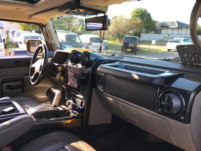 タイプS 4WD 新品ナビ 1ナンバー サンルーフ 革シート バックカメラ ヘッドレストモニター エンジンスターター BOSEスピーカー 社外22AW ヒッチメンバー 4本出ワンオフマフラー ローダウン LEDライト&フォグ 社外マフラー メッキパーツ(33枚目)