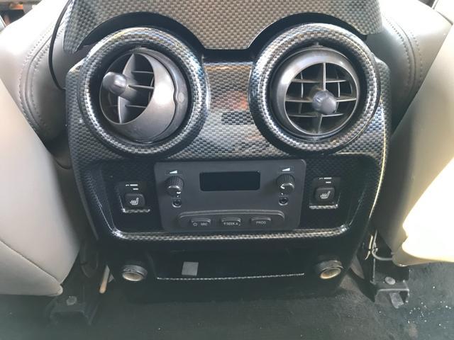 タイプS 4WD 新品ナビ 1ナンバー サンルーフ 革シート バックカメラ ヘッドレストモニター エンジンスターター BOSEスピーカー 社外22AW ヒッチメンバー 4本出ワンオフマフラー ローダウン LEDライト&フォグ 社外マフラー メッキパーツ(36枚目)