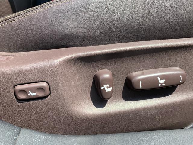 Aタイプ Lパッケージ ブレーンエアロ・サンルーフ・ハイスピードキット・20インチAW・レザーエアーシート・HIDライト・スマートキー・純正HDDマルチ・フルセグTV・バックモニター・ウッドコンビステア・クルーズコントロール(26枚目)