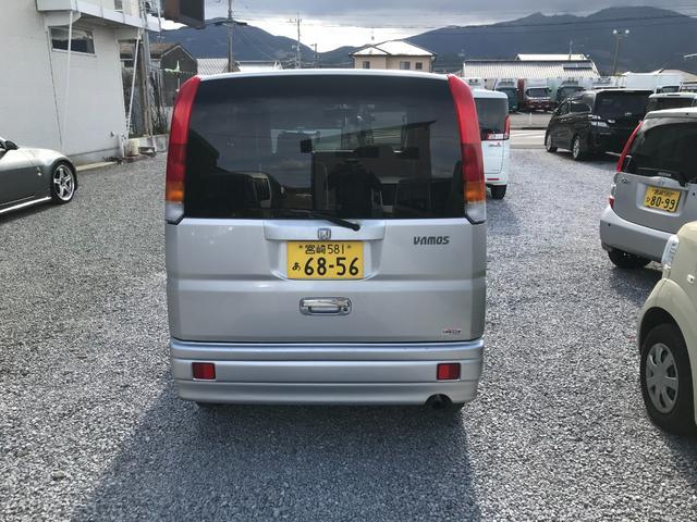 「ホンダ」「バモス」「コンパクトカー」「宮崎県」の中古車6