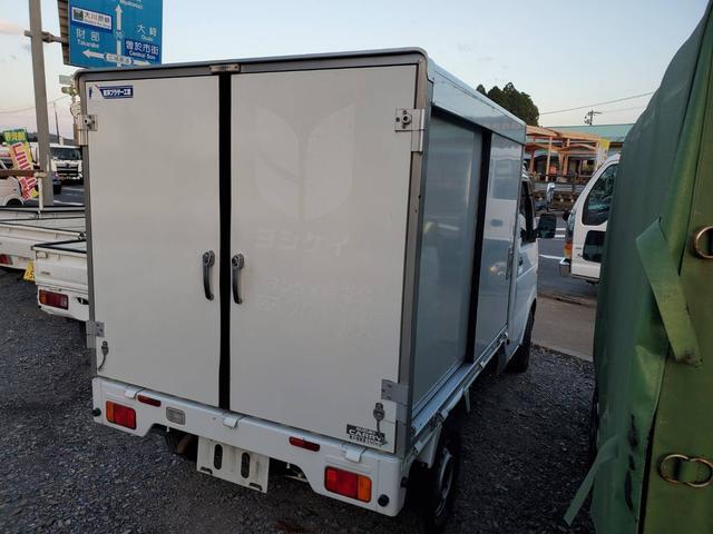オートマ エアコン パワステ エアバック 三方開き 保冷車(4枚目)